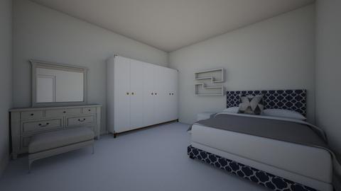 cuarto de melany 678797 - Vintage - Bedroom  - by Sandrith
