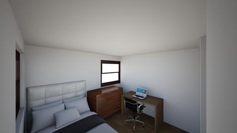 My Room Jack SLoan - Bedroom  - by jacks99