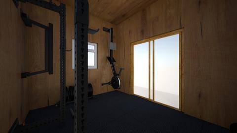 Chase Shed Gym - by rogue_b85cf0cbb470caed9abeacf03440e