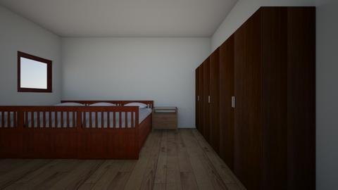 Room at the hotel at Jad - by rademenes23