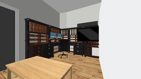 office_floor_plan - Office  - by czuo