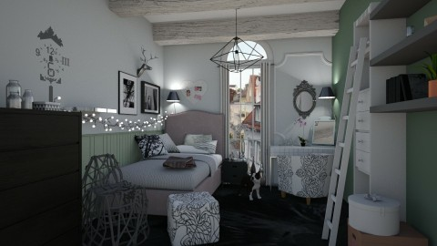 English Home - Kids room  - by deleted_1556610671_Nonedeb