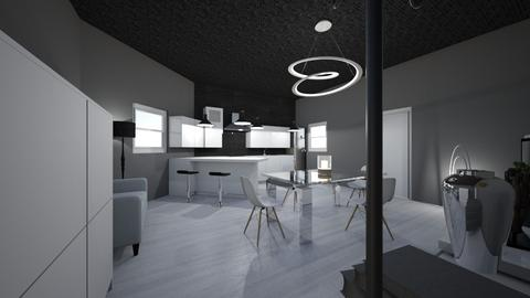 Cucina nuova - Modern - Kitchen  - by Packy66