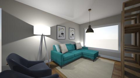 Valerie - Living room  - by JoanneMc1812