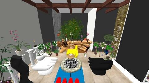 Trium - Living room - by sharalynne