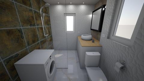 LAZIENKA_9 - Bathroom  - by neertoon