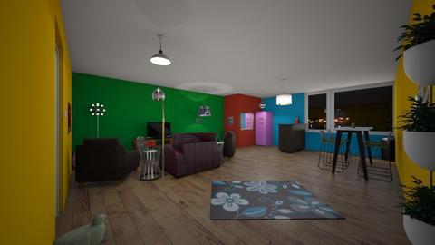 House Bar - by skye245_