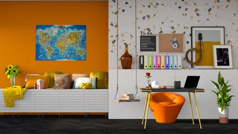 student room  - Modern - by RimaNina