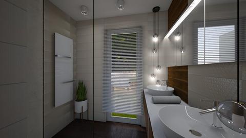 oreka 1 - Modern - Bathroom  - by szaboi