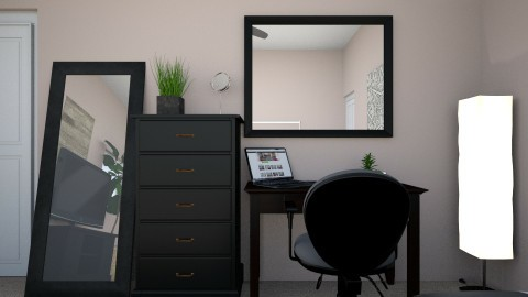 Vanity Desk Area - by jessicajosephinee