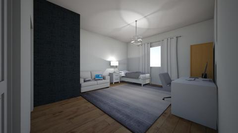 Bedroom - Bedroom  - by Isolda2207