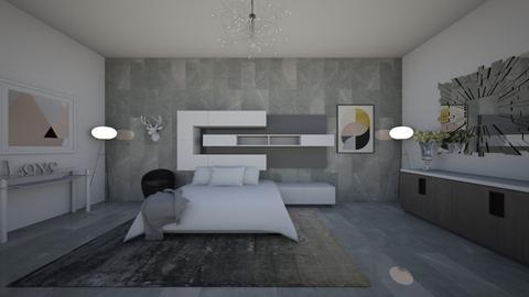 Modern - Modern - Bedroom  - by Arianna_10