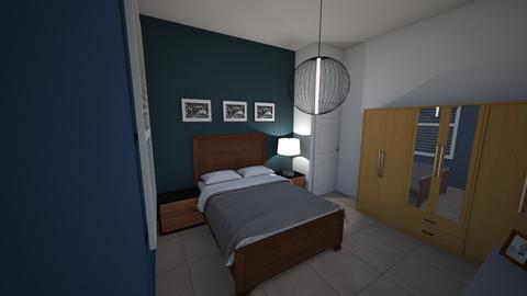 mi cuarto - Modern - by fabiankcres