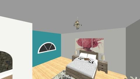 bedroom - Bedroom  - by asma bel hadj med