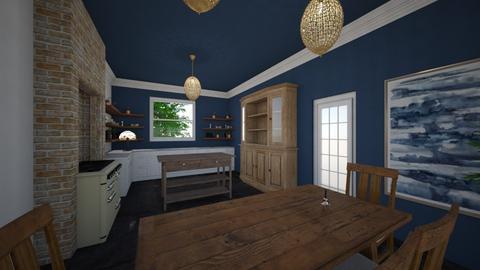 Anna clone Kitchen - Kitchen  - by Lisett