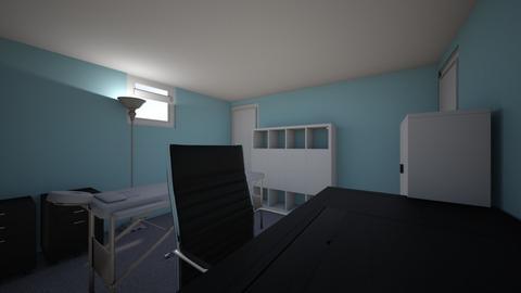Salle de massage v2 - Office  - by darkdydy