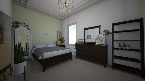 Kikis room - Bedroom  - by Kikiv