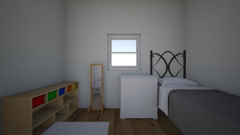 JD - Classic - Kids room  - by Kattina