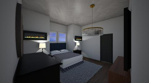 room design  - Bedroom  - by josh baker