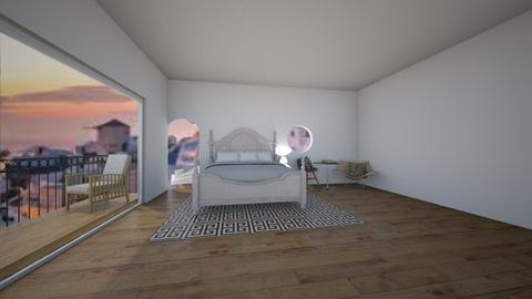 Greek Contest - Classic - Bedroom  - by Itsavannah