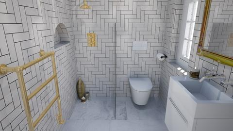toilet - by TropicalWeed