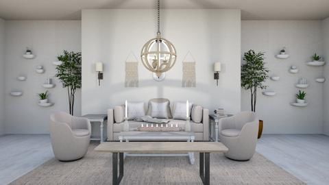 2021 Home Interior - Modern - Living room  - by Lambogirl