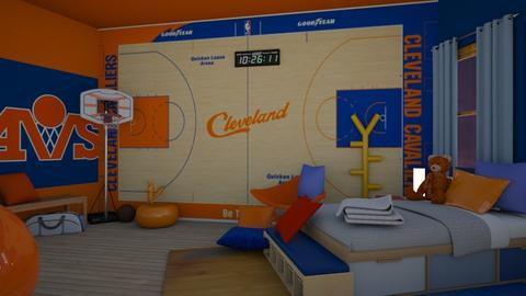 For a Young Cavaliers Fan - Kids room - by Shelley0514