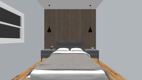 bedroom_1 - Bedroom  - by hrnora