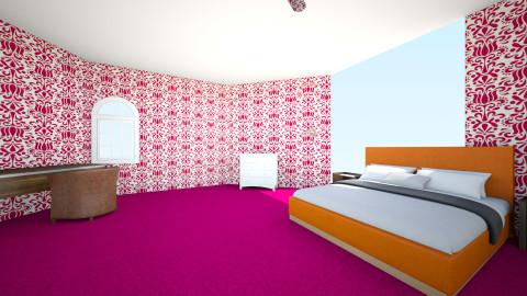 idk - Retro - Bedroom - by 21sineadwheeler