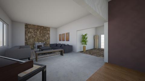 The Entry Room - Living room  - by arabboss