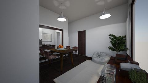 my dream houe - Minimal - Dining room - by dlduddms