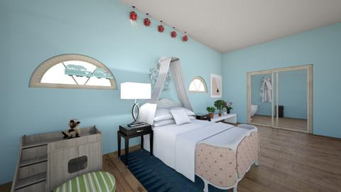 my dream room - Bedroom  - by 342936911