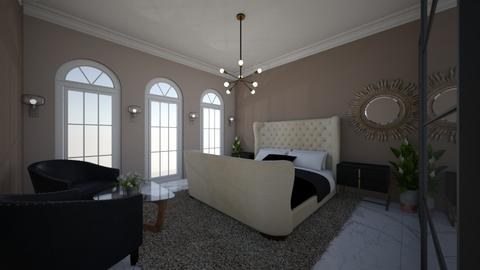 Luxe - Bedroom  - by Meghan White