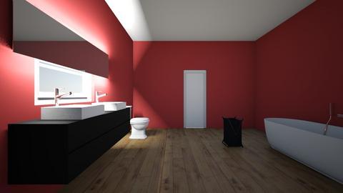 shaker 3 - Bathroom  - by Ransu2021