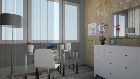 Girl bedroom - Modern - Bedroom - by Ivelina Filipova