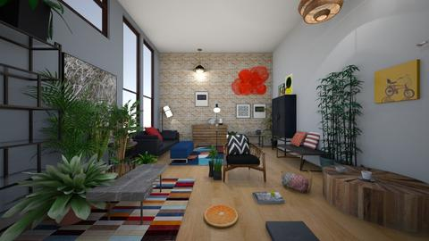 Luque - Living room - by RaquelG