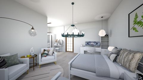 bedroom idea - Classic - Bedroom  - by alshamsi2005