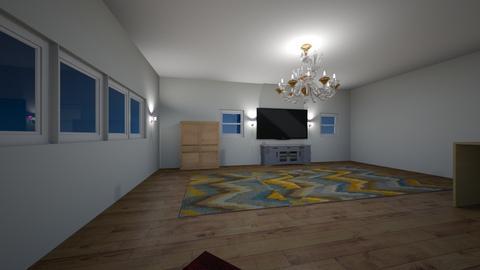 Minimalist living room - Classic - Living room  - by ghahaha