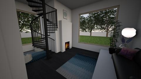 Modern Living Room - Modern - Living room  - by Merdog