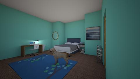 Kids Bedroom - Bedroom  - by Cool_Creator