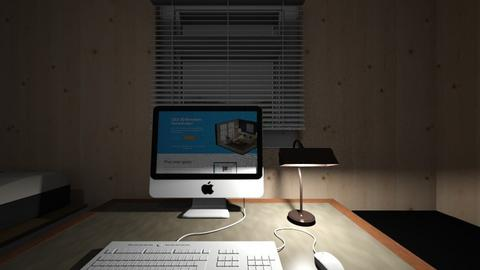 Long Home Desk - Office  - by mspence03