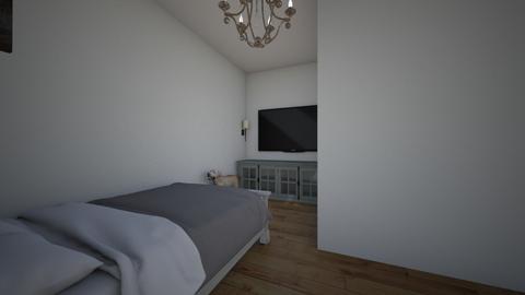 architecture - Bedroom  - by JakeWalker1
