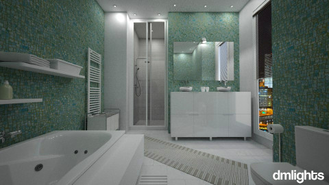 bathroomsen - Modern - Bathroom  - by Senia N