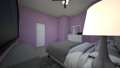 one luxury mordern apt - Living room - by amonibrown