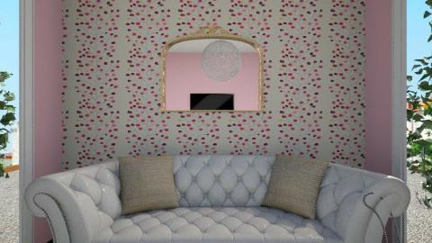 Ambiance douce - Living room - by LucijaLjeva