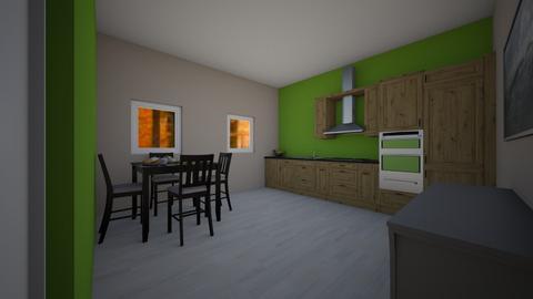 Kitchen - Kitchen  - by Noa Jones