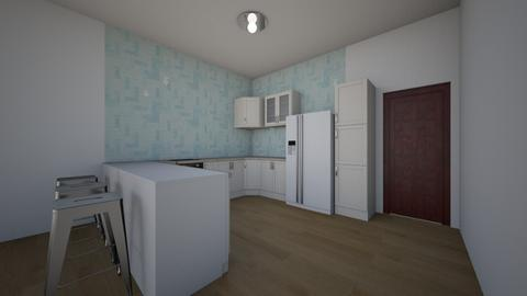 2bd Kitchen  - Kitchen - by abards97