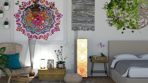 Bedroom - Bedroom - by Art_Decoration