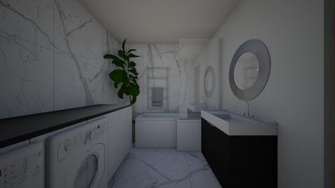 Badrum 1 - Bathroom  - by Berglund86