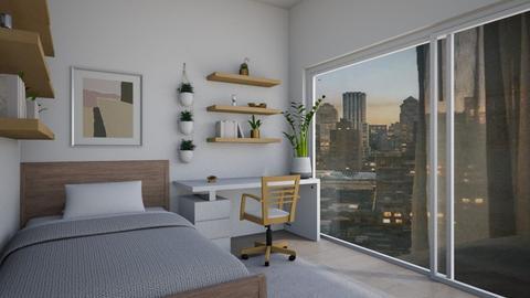 Mias poorish room - Bedroom  - by ObsessedDiys